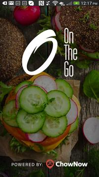 O on the Go poster