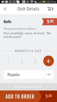 Oak City Meatball Shoppe screenshot 3