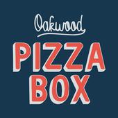 Oakwood Pizza Box icon
