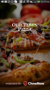 Old Town Pizza - NY poster