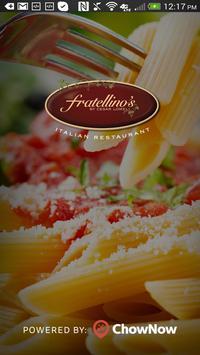 Fratellinos Italian Restaurant poster