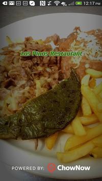 Los Pinos Restaurant poster