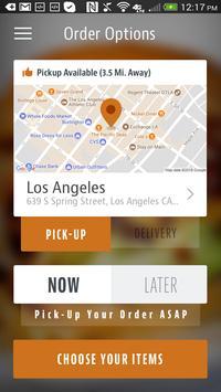 LA Cafe screenshot 1