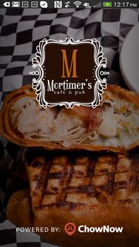 Mortimer's Cafe and Pub poster