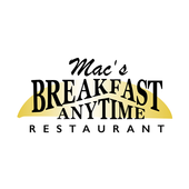 Mac's Breakfast Anytime icon
