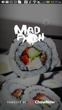 Mad Fish Sushi poster
