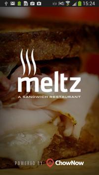 Meltz poster