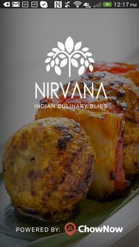 Nirvana Indian Culinary Bliss poster