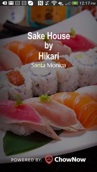 Sake House by Hikari poster