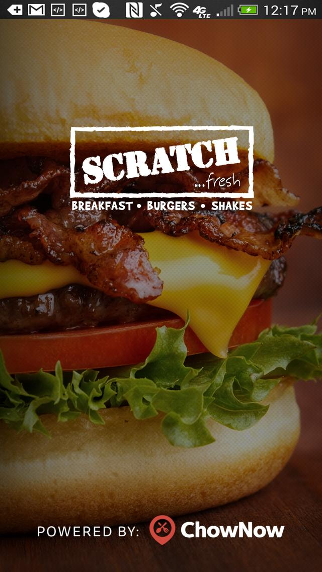 Scratch Fresh To Go poster