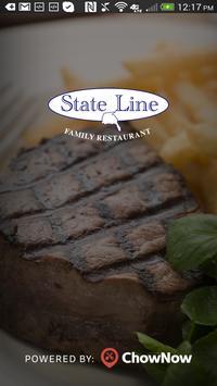 Stateline Family Restaurant poster