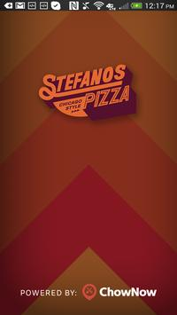 Stefano's To Go poster