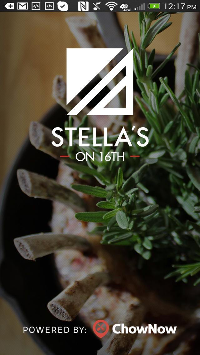 Stella's poster