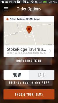StokeRidge Tavern & Grill apk screenshot