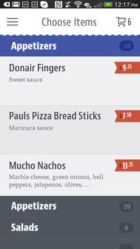 Paul's Pizza Canada screenshot 2