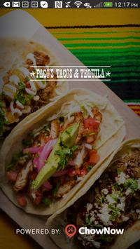 Paco's Tacos & Tequila poster