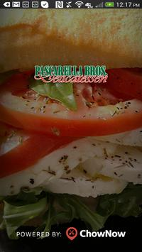 Pascarella Bros. Delicatessen poster