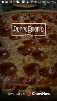 PeppeBroni's Pizza poster