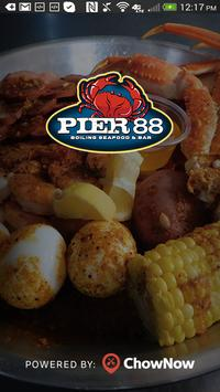 Pier 88 Boiling Seafood & Bar poster