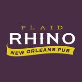 Plaid Rhino Pub icon