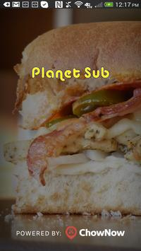 Planet Sub To Go poster
