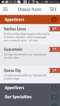 Primo's Mexican Restaurant apk screenshot