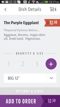 Purple Eggplant Pizza apk screenshot