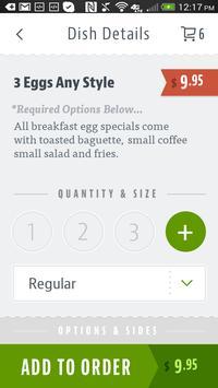 Qcumbers Cafe screenshot 3
