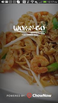 Wok In Go poster