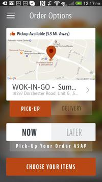 Wok In Go screenshot 1