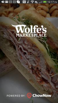 Wolfe's Kitchen and Deli poster