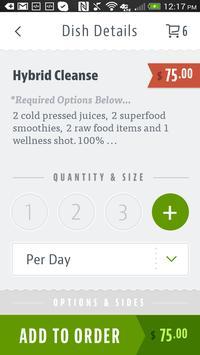 Wellness Grub To Go apk screenshot