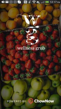 Wellness Grub To Go poster