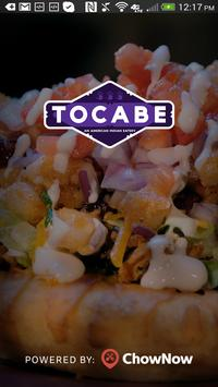Tocabe poster