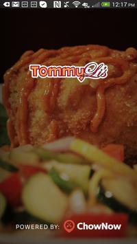 Tommy Li's poster