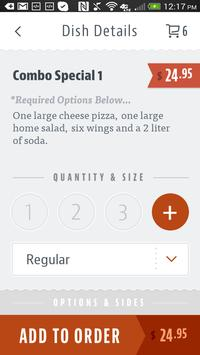 Tony's Pizza on Nostrand screenshot 3