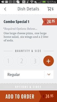 Tony's Pizza on Nostrand apk screenshot