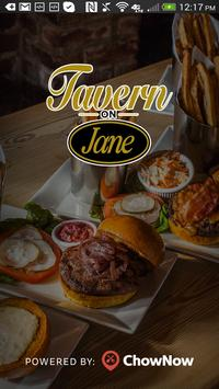 Tavern on Jane poster