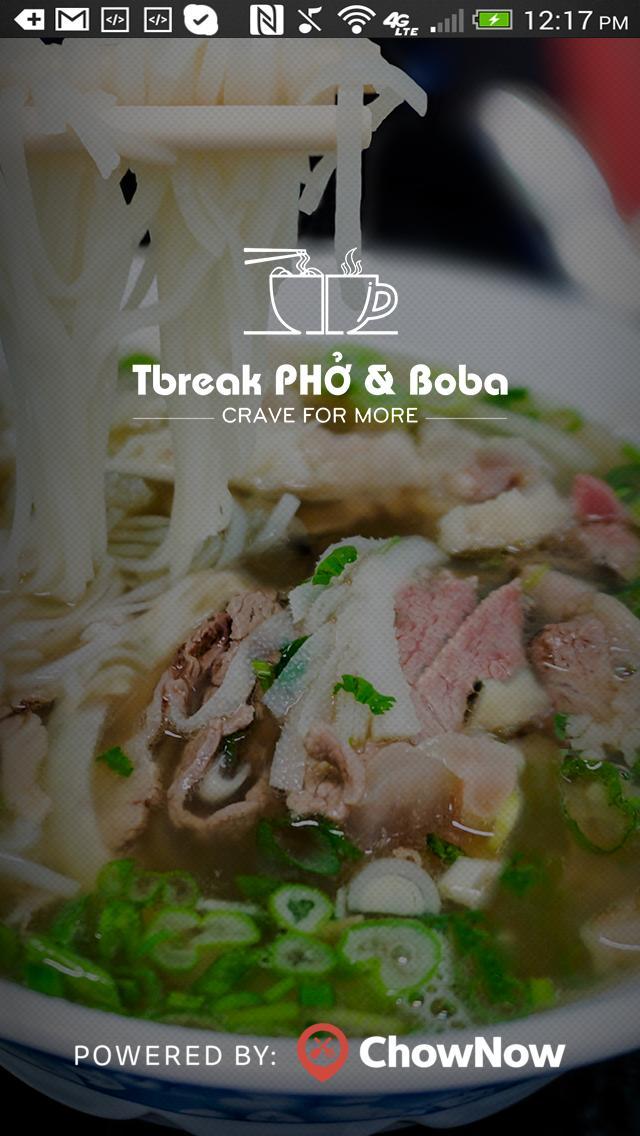 Teabreak Pho  Boba 2