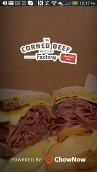 The Corned Beef Factory poster