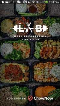 The Lab Meal Preparation poster