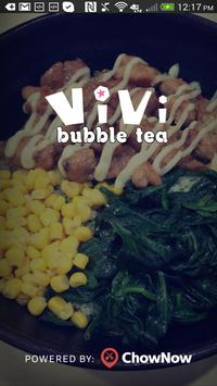 Vivi's Bubble Tea poster