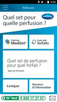 Quelle perfusion ? poster