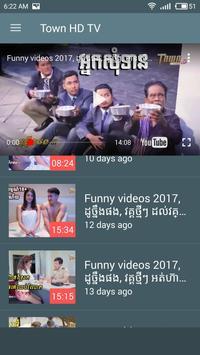 Khmer Funny TV apk screenshot