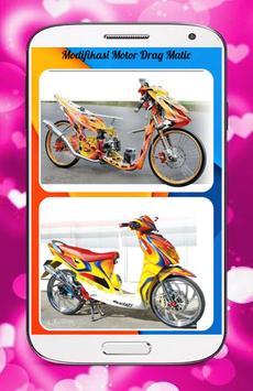Motor Drag Matic poster