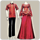 Latest Batik Shirt Design icon
