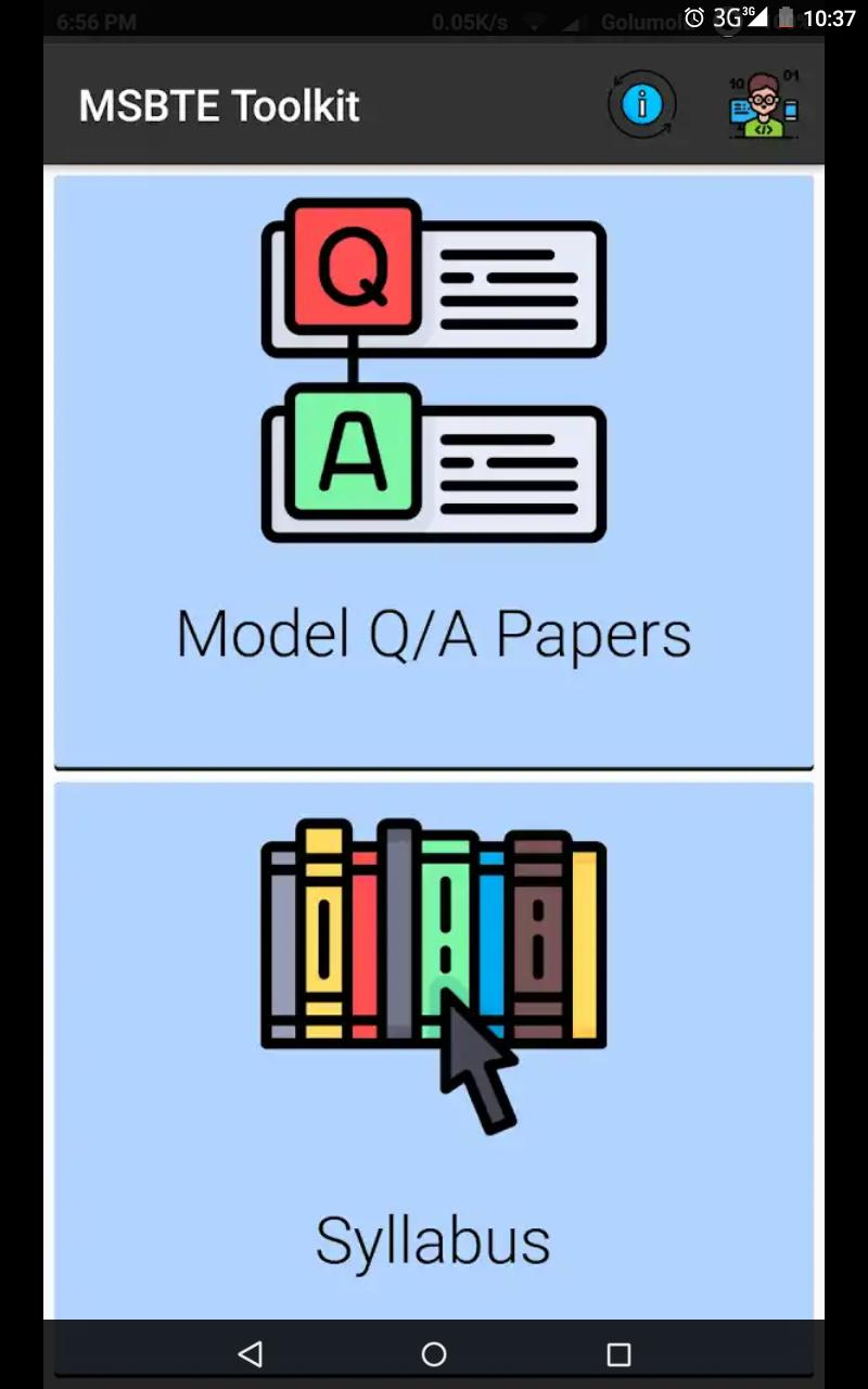 Diploma all Manuals Answers & msbte paper syllabus for