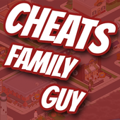 Cheats Hack For Family Guy icon