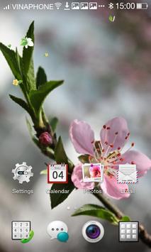 Flowers Live Wallpaper HD 4K Very Beautiful Hot Screenshot 9