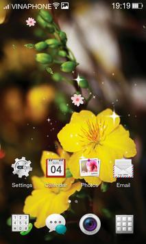 Apricot Blossom Live Wallpaper HD 4K screenshot 10